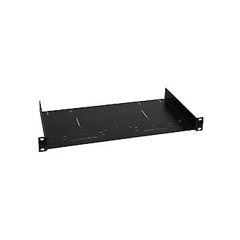 Pulse Rksu-1u Universal Rack Shelf