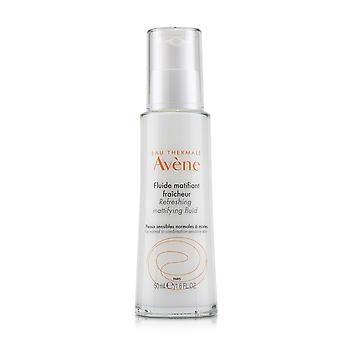 Refreshing mattifying fluid - for normal to combination sensitive skin 50ml/1.6oz