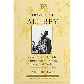 Travels of Ali Bey in Morocco - Tripoli - Cyprus - Egypt - Arabia - S