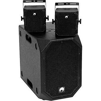 Omnitronic BOB Basic Set 2.1 Aktif PA hoparlör seti Bluetooth, Dahili mikser