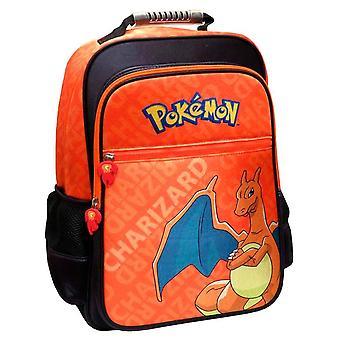 Pokémon Charizard Large Backpack Bag Satchel 41cm