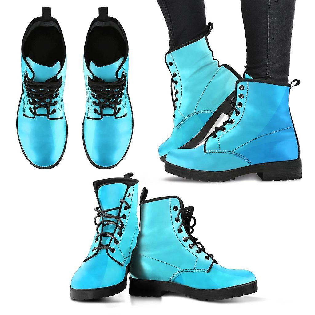 Stylish Boots | Shades in Sky Blue