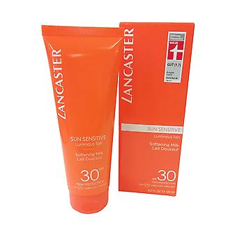 Lancaster Sun Sensitive Softening Milk for your Body 125ml SPF30 Luminous Tan