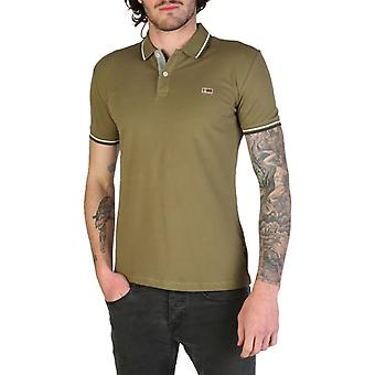 Man short sleeves polo n25367