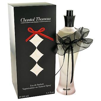 Chantal Thomass Eau De Parfum Spray By Chantal Thomass 3.3 oz Eau De Parfum Spray