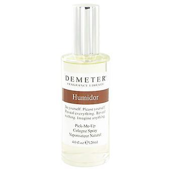 Demeter Humidor Colonia Spray por Demeter 4 oz Colonia Spray
