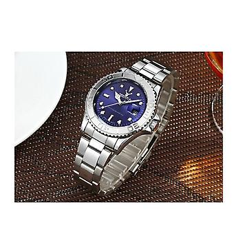 Genuine Deerfun Homage Watch Blue Silver Smart Watches Analogue Direct Sale