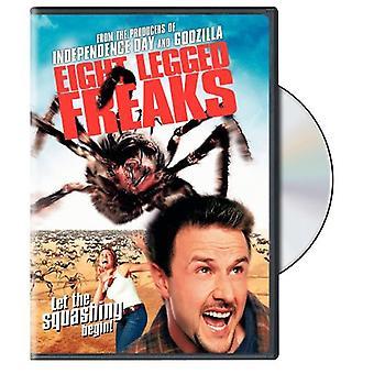 Eight Legged Freaks [DVD] USA import