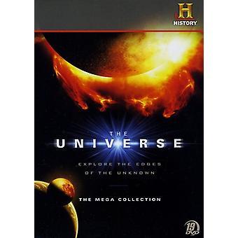 宇宙 - 宇宙: 完全なシリーズ Megaset 【 DVD 】 USA 輸入