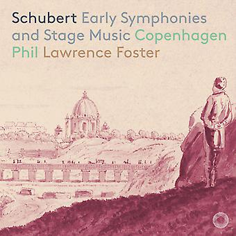 Early Symphonies & Stage Music [SACD] USA import