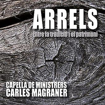 Arrels [CD] USA import