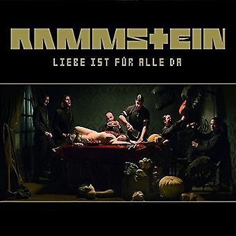Rammstein - Liebe Ist Fur Alle Da [Vinyl] USA import