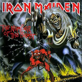 Iron Maiden - Number of the Beast [Vinyl] USA import