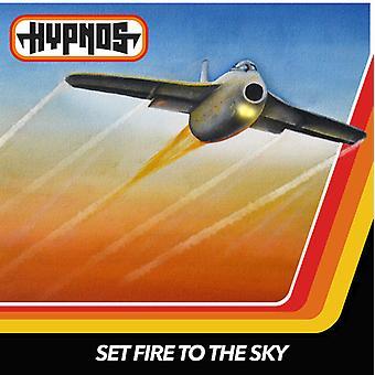 Hypnos - Set Fire to the Sky [CD] USA import