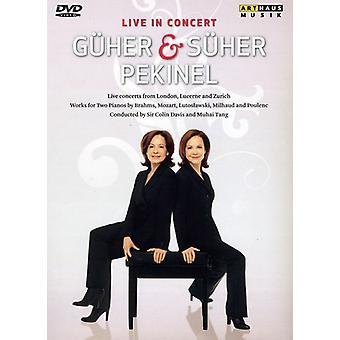 Guher Pekinel & Suher: Live in [BLU-RAY] USA import