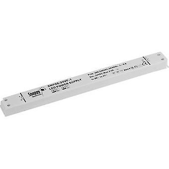 Dehner Elektronik LED 12V60W-MM-slim LED transformer Constant voltage 60 W 5 A 12 V DC