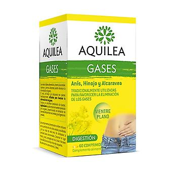 Aquilea Gases 60 tablets