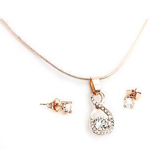 Colecciones Rose Infinity incrustadas con cristales de Swarovski