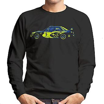 Motorsport Images Richard Burns Subaru Impreza WRC Homme-apos;s Sweatshirt