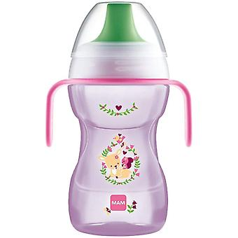 MAM Fun To Drink Cup & Handles 270ml
