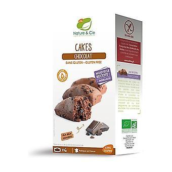Gluten-free chocolate cake 180 g
