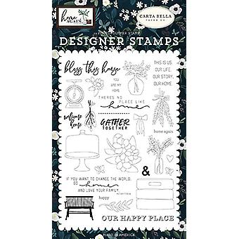 Carta Bella Gather Together Clear Stamps