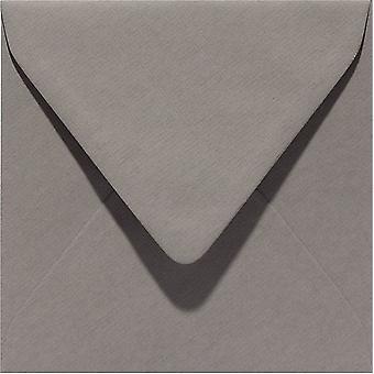 Papicolor 6X Envelope 140X140mm Gris Souris