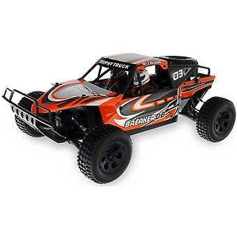 Breaker 1:10 Scale Electric Off Road RC Trophy Truck - 2.4Ghz