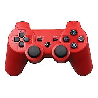 الاشياء المعتمدة® وحدة تحكم الألعاب لبلاي ستيشن 3 - PS3 بلوتوث غمبد الأحمر