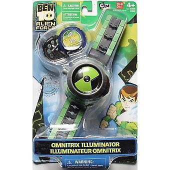 Ben10 Style Kids Projector Watch + Worldwide (como Show)