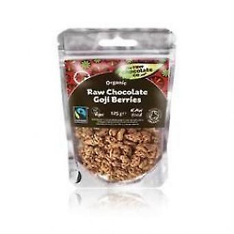Raw Chocolate Company - Raw Chocolate Goji Berries 125g x 6