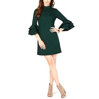 Trina Turk | Ruffled Bell-Sleeve Dress
