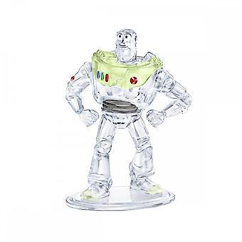 Swarovski Buzz Lightyear Toy Story Crystal Sculpture 5428551