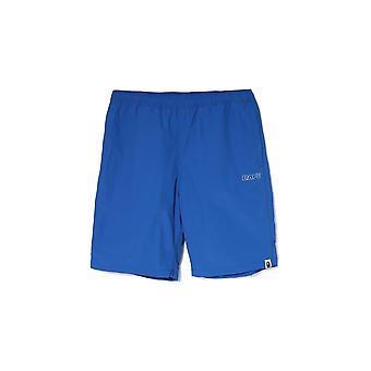 Bape Beach Pants Blue - Clothing