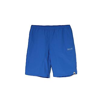 Bape Beach Pants Blue - Vêtements