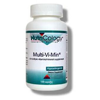 Nutricology/ Allergy Research Group Multi-Vi-Min, 150 CAP