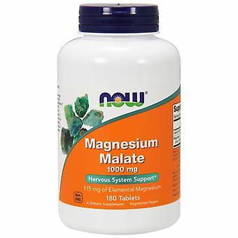 Ora Alimenti Magnesio Malate, 1000 mg, 180 Schede
