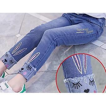 Jeans, Skinny Casual Jeans, Denim For Spring - Wear Set-1