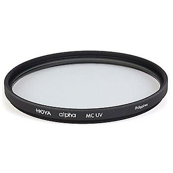 Hoya 62mm alpha mc uv filter