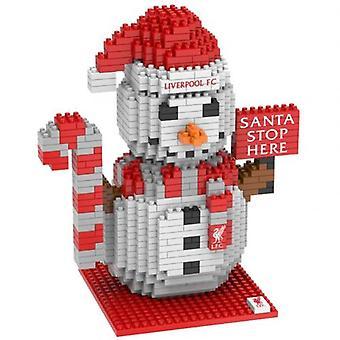 Liverpool BRXLZ Snowman