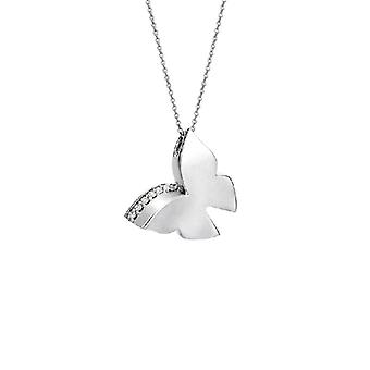Butterfly Diamond Necklace- Charlotte