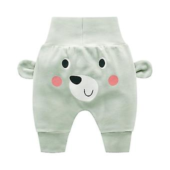 Spring Autumn New Style Cartoon Baby Pants For Newborn