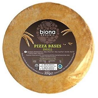 Biona Organicanic Mini Pizza baser Vete (4 baser) 300g x10