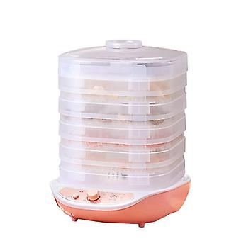 Dried Fruit Vegetables Herb Meat Machine, Household Mini Food Dehydrator,