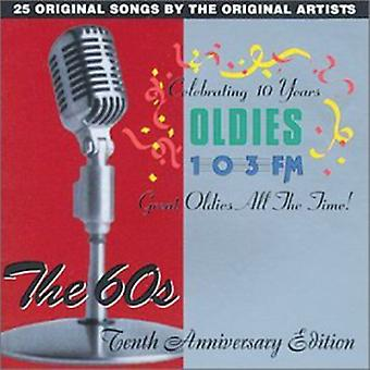 Wods-Fm 10th Anniversary Ed - Best of 60's [CD] USA import