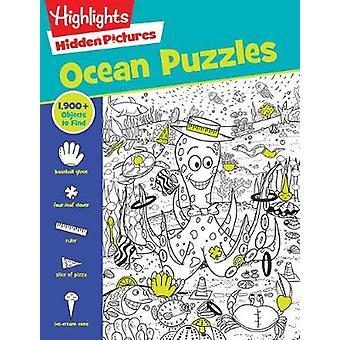 Ocean Puzzles Hidden Pictures
