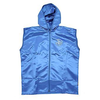 Tuf Wear Satin Ring Jacket Bleu
