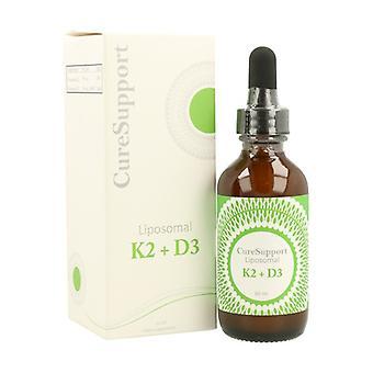 Liposomal K2 + D3 60 ml