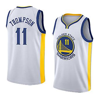 Golden State Warriors Thompson Loose Baschet Jersey Tricouri sport 3QY031