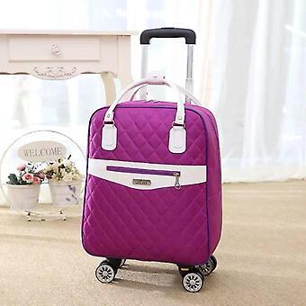 Travel Luggage Suitcase/handbag, Cabin Waterproof Oxford Rolling Trolley
